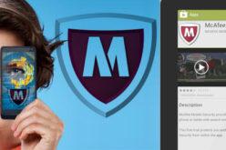 McAfee recomienda la proteccion de tabletas y smartphones