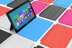 Surface, la tablet de Microsoft ya tiene fecha de salida