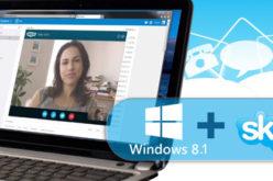 El nuevo Windows 8.1 integrara a Skype