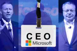 Cinco candidatos finales para posicion de CEO en Microsoft
