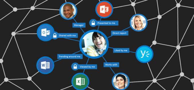 Microsoft comenzo la implementacion  de Office Delve