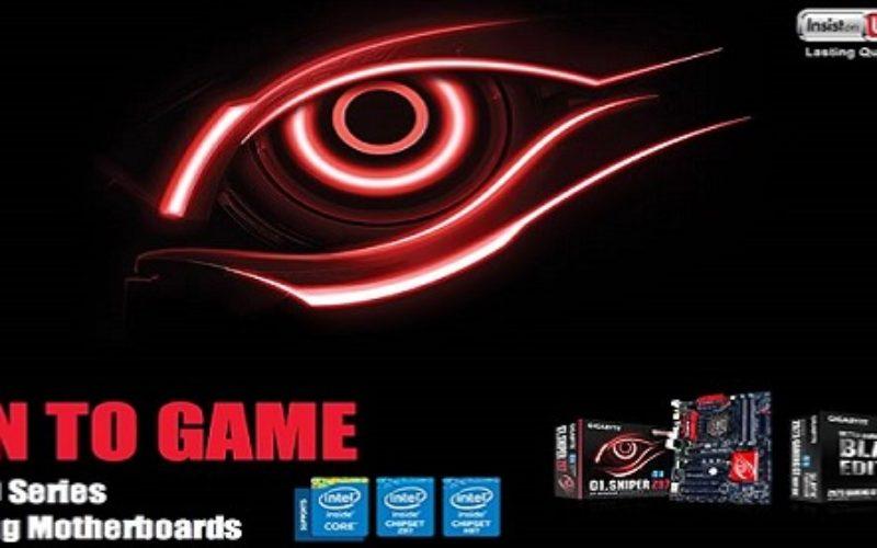 GIGABYTE lanza sus Motherboards para la Serie 9