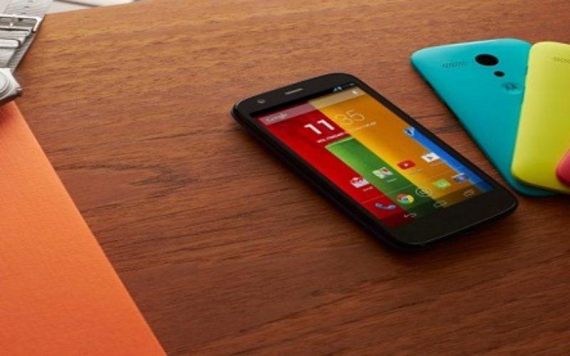 Motorola presento en Argentina su nuevo Moto G