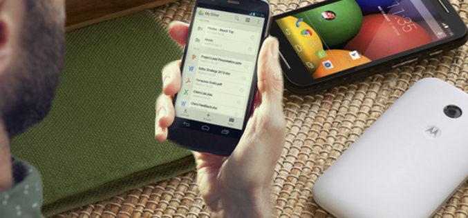 Motorola lanzo el Moto E en Argentina