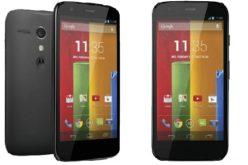 Motorola presenta el Moto G en Peru