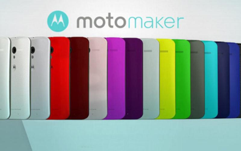 Motorola: su prototipo de smartphone modular