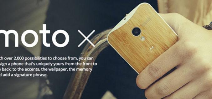 5 consejos para que aproveches el nuevo Moto X