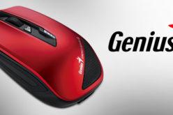 Genius presenta un mouse con bateria recargable