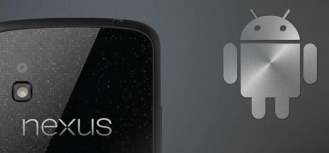 Los Nexus de Google seran sustituidos por Android Silver