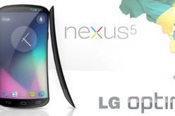 Google presentara su nuevo movil, el Nexus 5