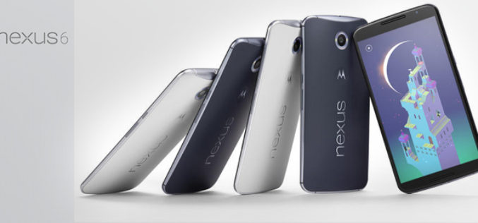 Nextel presenta en exclusiva Nexus 6 de Motorola