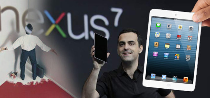 Google's new Nexus 7 forces Apple's iPad Mini into a corner