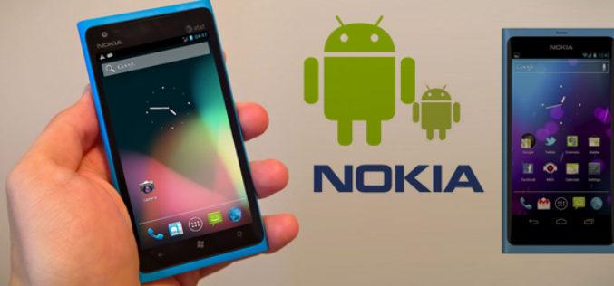 Nokia presentara telefono Android de bajo costo