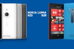 Nokia presenta sus Lumia 928 y 925, nuevos terminales con camaras revolucionarias