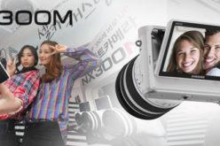 La camara Samsung NX300M, el primer dispositivo con Tizen