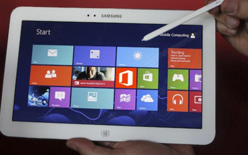 Samsung incorpora Office completo en sus tabletas