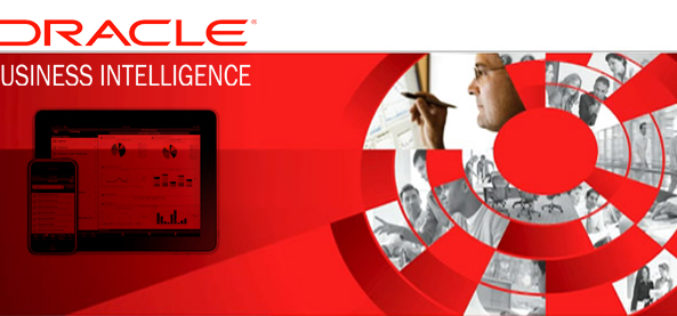 Oracle Business Intelligence ofrece novedades