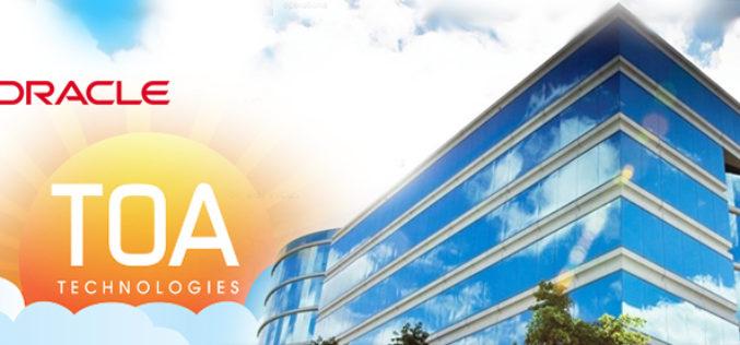 Oracle y TOA Technologies firman acuerdo
