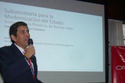 Unitech expuso junto a Oracle en las Jornadas de Experiencia Ciudadana en el GPBA