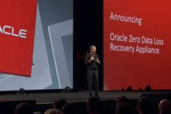 Oracle renueva la proteccion de bases de datos con Zero Data Loss Recovery Appliance