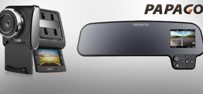 PAPAGO's GoSafe 200 and 260 at Computex 2014