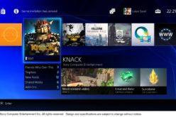 PlayStation 4: Sony publica algunas imagenes del interfaz de usuario