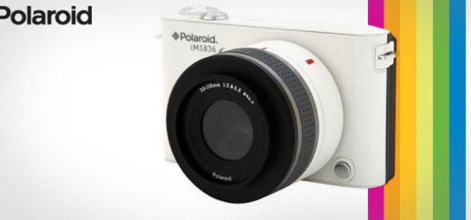 Polaroid presents its new 18Mx Android camera