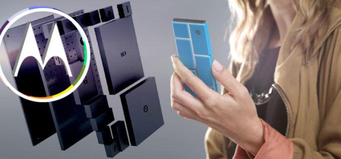 Motorola lanza smartphones modulares