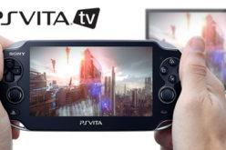 Sony presenta la PS Vita TV