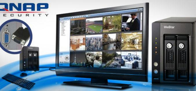 QNAP Security presenta la grabadora de video en red de la serie VS-12100U-RP Pro+