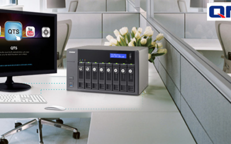 QNAP lanza nuevos productos NAS para Pymes
