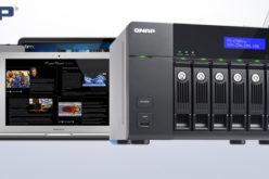 El TS-670 Pro, de la nueva serie TS x70PRO NAS de QNAP