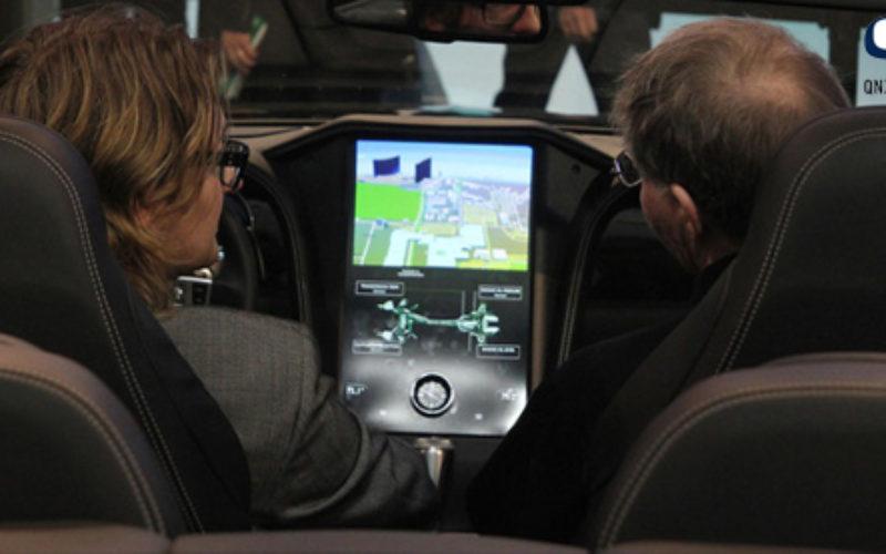 BlackBerry: interesado en la seguridad para automoviles