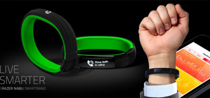 La Smartband Razer Nabu disponible el 2 de diciembre