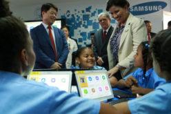 Samsung lleva Samsung Smart School al Caribe