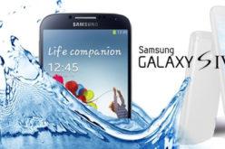 Samsung presenta oficialmente su Galaxy S4 resistente al agua