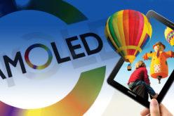 Tabletas de Samsung con pantallas AMOLED