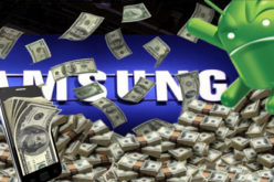 Android es de Google pero Samsung se queda con el dinero
