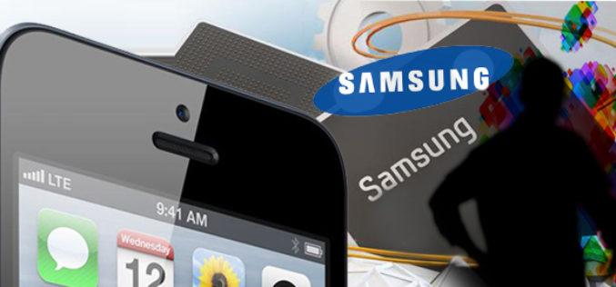 Samsung volvera a ser el proveedor de chips moviles de Apple en 2015