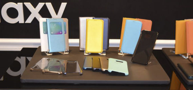 Samsung lanza coleccion de accesorios para Galaxy S6  y Galaxy S6 edge