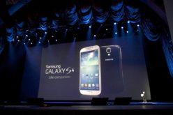 Samsung lanzo el Galaxy S IV