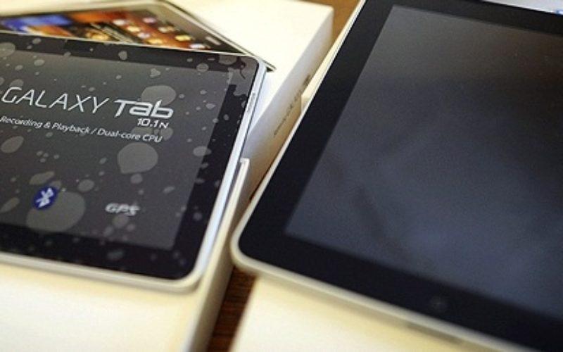 Samsung nuevamente le gana a Apple