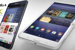 Samsung lanza su tablet Galaxy Tab 4 Nook para lectura digital