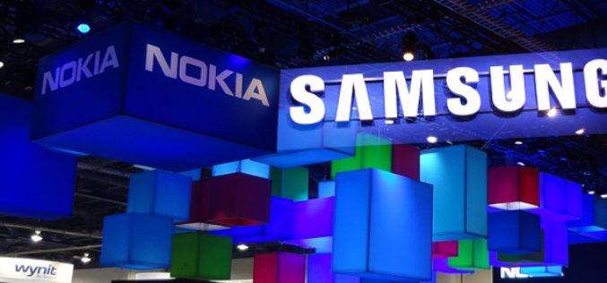 Nokia y Samsung renuevan licencia de patentes