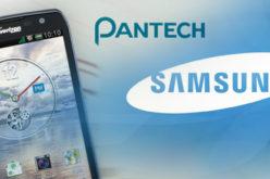 Samsung compra el 10% del fabricante de telefonos moviles Pantech