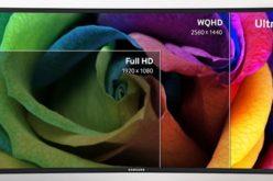 Samsung lanza monitor curvo de 34 pulgadas para PC