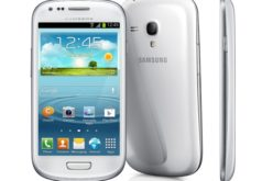 Samsung presento el Galaxy S III Mini