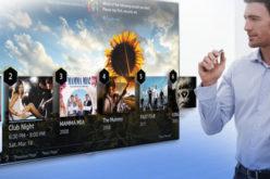 Televisores inteligentes controlados por voz y gestos