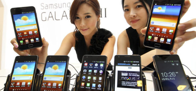 Samsung termina con el liderazgo de Nokia luego de 14 anos
