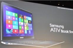 Samsung presenta en Uruguay su linea ATIV Book 9